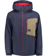 Oneill 650024-5056-M Mens spunto inchiostro blu giacca - taglia M