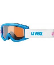 Uvex 55S8241312 pro Snowy set 12 di 4 diversi occhiali da sci
