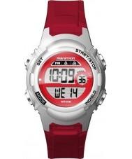 Timex TW5M11300 Donne maratona di orologi cinturino in resina rossa