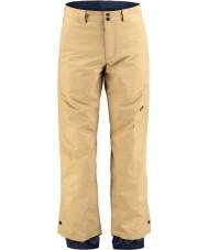 Oneill 653018-7012-XL Mens martello marna marrone sci pantaloni - taglia xl