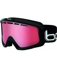 Bolle 21333 Nova ii nero lucido - occhiali da sci vermillon polarizzata