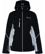 Dare2b DWP334-80010L Donna linee incise giacca nera - taglia 10 (s)