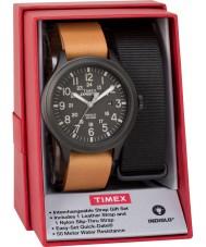Timex TWG016200 Regalo di spedizione degli uomini scout watch set