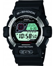 Casio GR-8900-1ER Mens g-shock energia solare orologio cinturino in resina nera