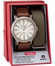 Timex TWG016100 Regalo di spedizione degli uomini scout watch set