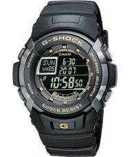 Casio G-7710-1ER Mens G-SHOCK orologio nero auto-illuminatore