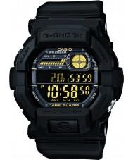 Casio GD-350-1BER Black Watch Mens g-shock tempo del mondo
