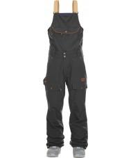Picture MPT055-BLACK-M Mens yakoumo 2 pantaloni da sci