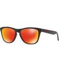Oakley Oo9013 occhiali da sole frogskins da 55 c9