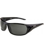 Bolle occhiali da sole lucidi Blacktail TNS nero
