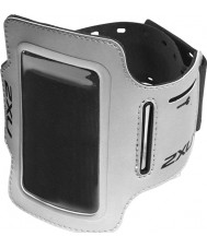 2XU UQ2409G-SIL-BLK-OSFA Argento iPod titolare