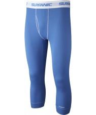Surfanic SW121602-517-2XL Mens blu tre quarti di lunghezza Long John Primo strato - taglia XXL