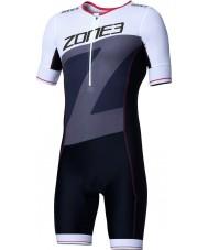 Zone3 TS18MLSS102-S Mens lava aero trisuit