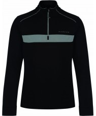 Dare2b Mens sanction midlayer stretch core nero