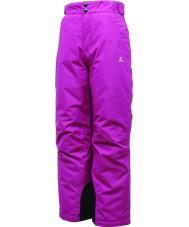 Dare2b DKW033-6IPC03 Bambini inversione di rotta neve pantaloni prugna pie - 3-4 anni