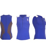 Zone3 Mens acquaflo blu tri top
